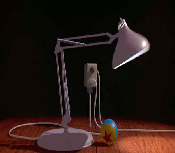 Luxo Jr. (theatrical short that spawned Pixar's mascot)