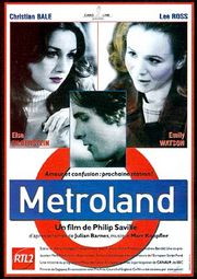 Metroland Poster