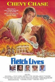 Fletch Lives Poster