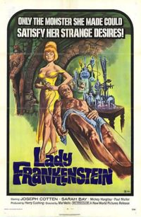 La Figlia di Frankenstein (Lady Frankenstein)(Daughter of Frankenstein)