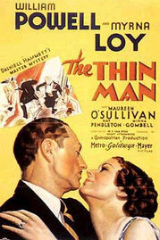 The Thin Man Poster