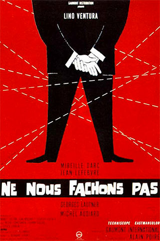 Ne nous f�chons pas (Let's Not Get Angry)