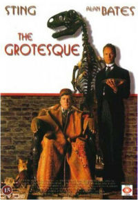 The Grotesque (Gentlemen Don't Eat Poets) (Grave Indiscretion)