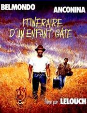 Itin&eacute;raire d&#039;un enfant g&acirc;t&eacute; Poster