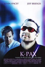 K-PAX Poster