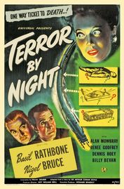 Sherlock Holmes: Terror by Night 