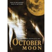 October Moon 