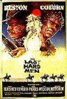 The Last Hard Men Poster