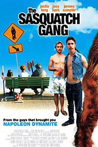 The Sasquatch Gang (The Sasquatch Dumpling Gang)