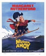 Murder Ahoy Poster
