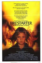 Firestarter Poster