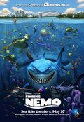 Finding Nemo 3D poster &amp; wallpaper