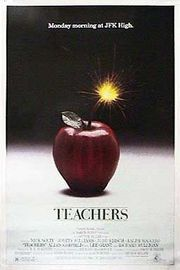 Teachers poster Nick Nolte Alex