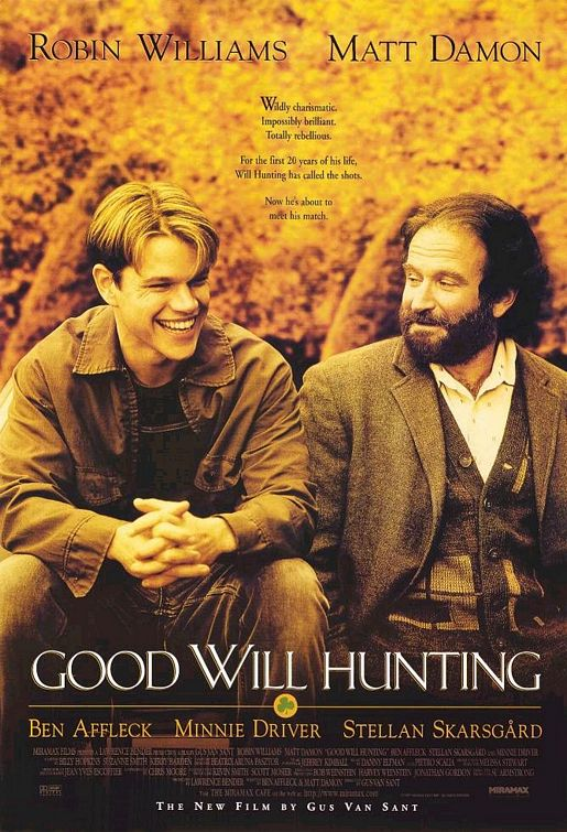 Good Will Hunting Cover