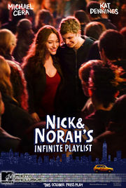 Nick and Norah&#039;s Infinite Playlist Poster