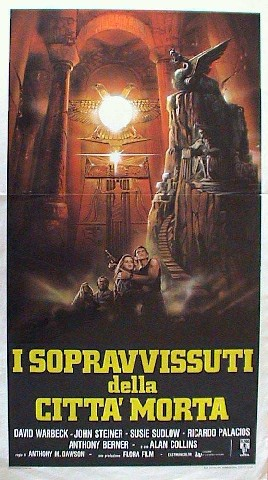 I Sopravvissuti della citt� morta (Ark of the Sun God... Temple of Hell)