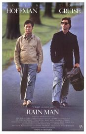 Rain Man Poster