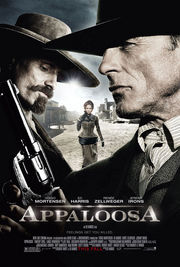 Appaloosa Poster