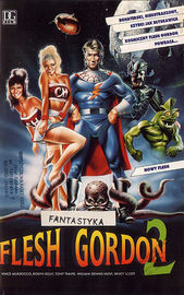 Flesh Gordon Meets the Cosmic Cheerleaders Poster