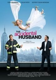 The Accidental Husband poster Uma Thurman Dr. Emma Lloyd