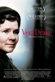 Vera Drake Poster