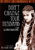 Don't Change Your Husband