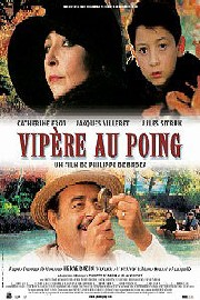 Vip&egrave;re au poing Poster