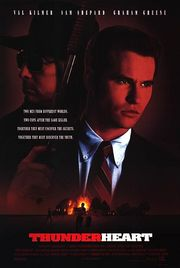 Thunderheart Poster