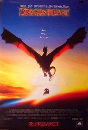 DragonHeart Poster