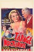 Tapage nocturne, (Nocturnal Uproar)