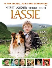 Lassie Poster