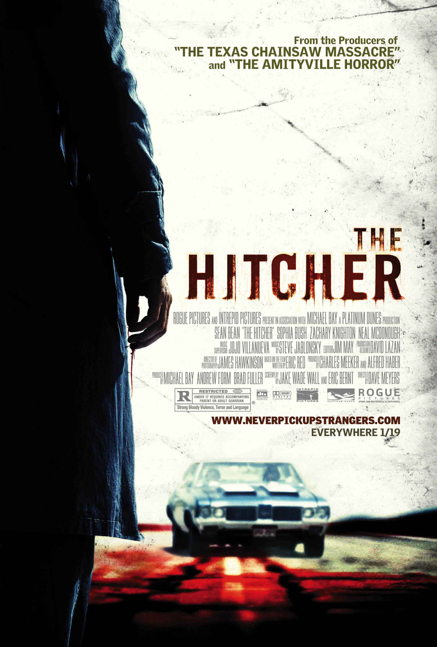 Poster del film The Hitcher