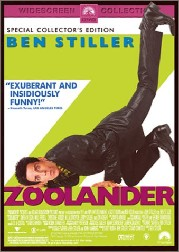 Zoolander Poster