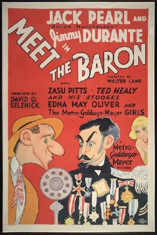 Meet the Baron (The Big Liar)