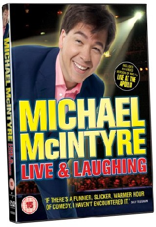 Michael McIntyre: Live & Laughing