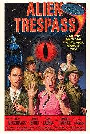 Alien Trespass Poster