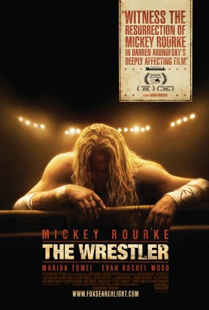 Poster del film The Wrestler