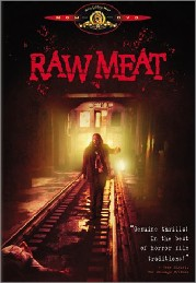 Raw Meat Poster