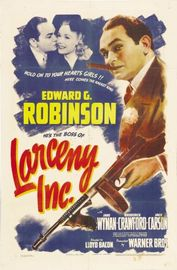 Larceny, Inc. Poster