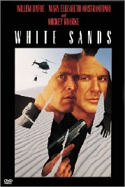 White Sands Poster