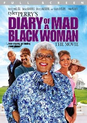Diary of a Mad Black Woman affiche