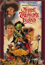 Muppet Treasure Island Poster
