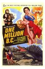 One Million B.C. (The Cave Dwellers) (Battle of the Giants)