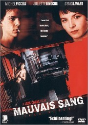 Mauvais sang Poster