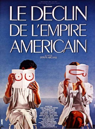 The Decline of the American Empire (Le D�clin de l'Empire Am�ricain)
