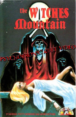 El Monte de las brujas (The Witches Mountain)
