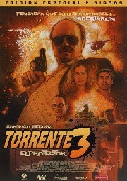 Torrente 3: El protector Poster