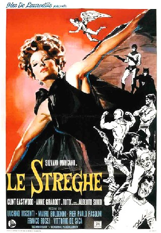 Le Streghe (The Witches)