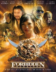 Forbidden Warrior Poster