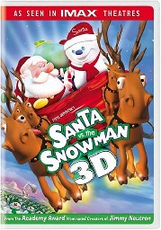 Santa vs. the Snowman 3D